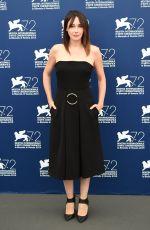 ANITA CAPRIOLI at Jury Photocall 72nd Venice Fil Festival 09/05/2015