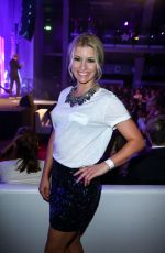 ANNICA HANSEN at The Icons & Idols No. 3 Event in Duesseldorf 09/24/2015