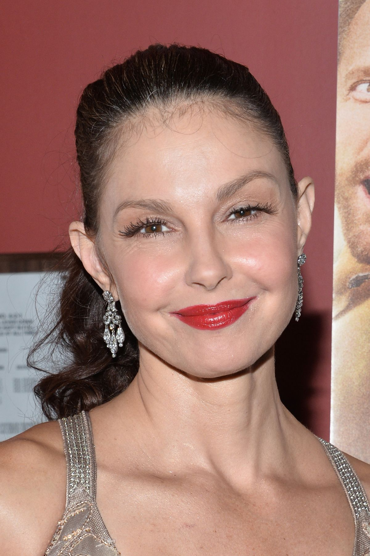 ASHLEY JUDD at Big Stone Gap Screening in New York 09/24 ...