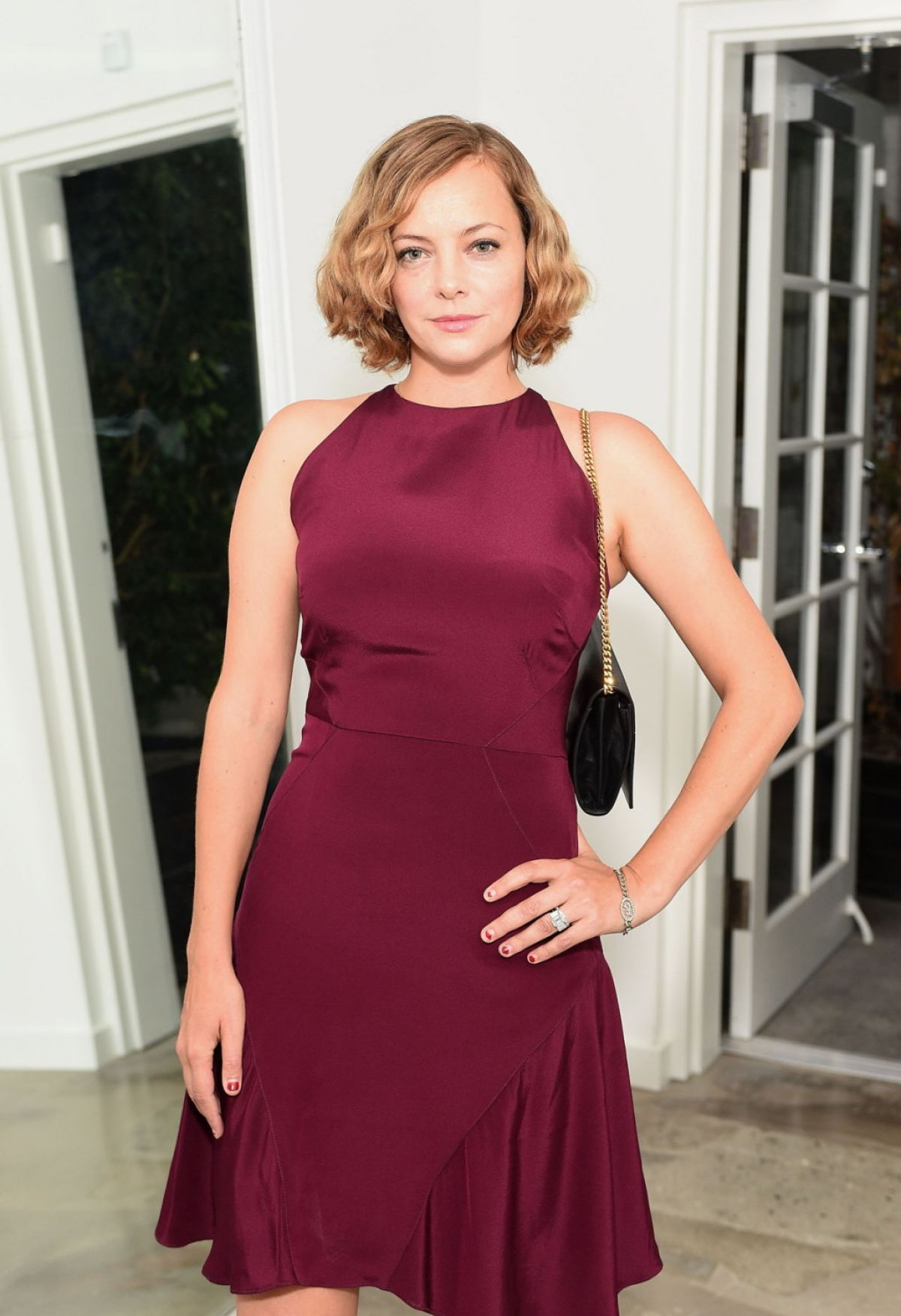 BIJOU PHILLIPS at The A List 15th Anniversary Party in Beverly Hills