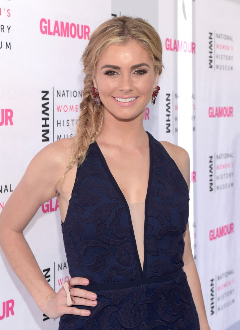 BRIANNA BROWN at 4th Annual Women Making History Brunch in Los Angeles 09/19/2015