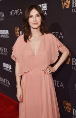 CARICE VAN HOUTEN at 2015 Bafta Los Angeles TV Tea in Beverly Hills 09/19/2015