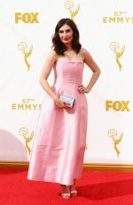 CARICE VAN HOUTEN at 2015 Emmy Awards in Los Angeles 09/20/2015