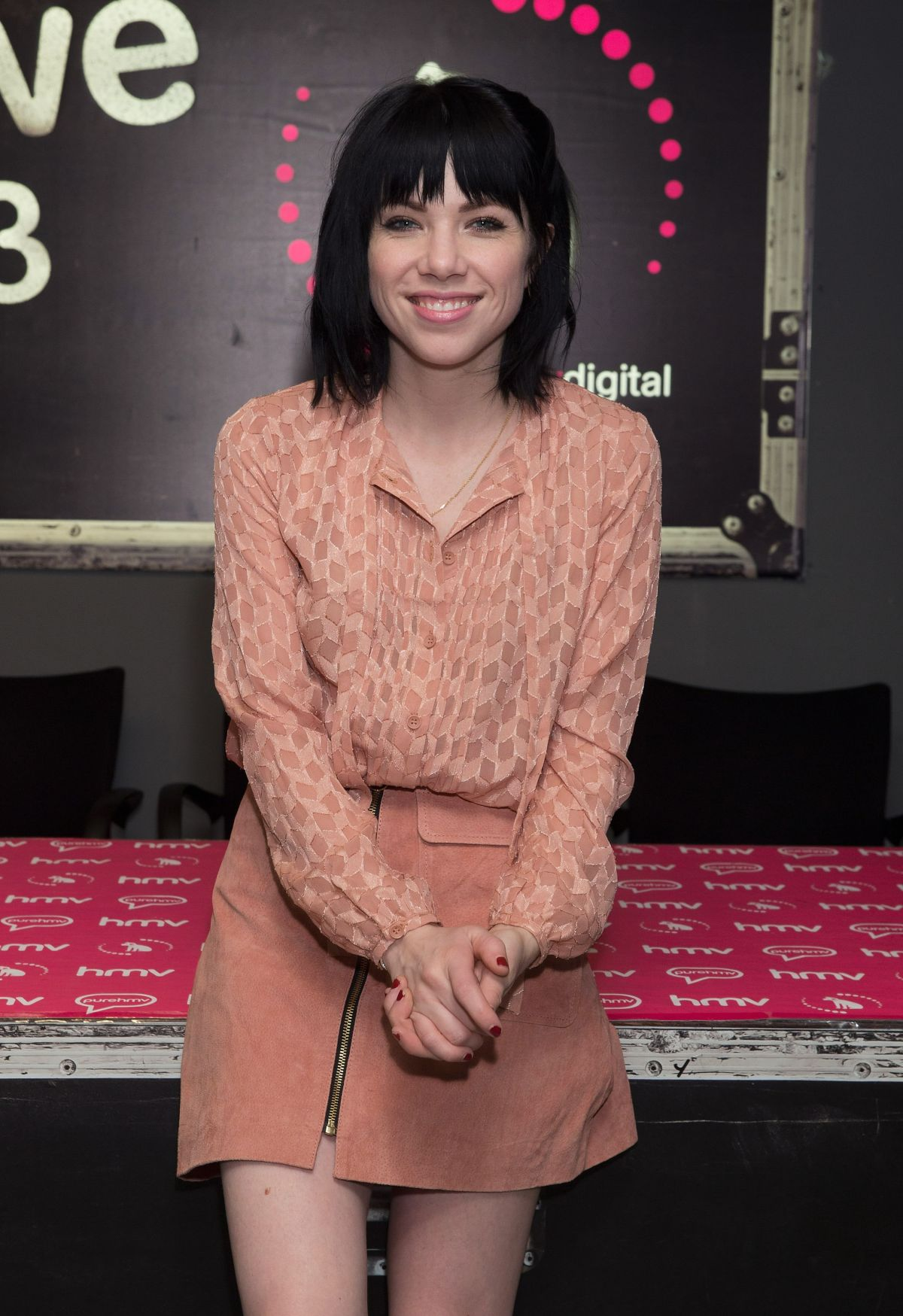 Celebrity Carly Rae Jepsen nude photos 2019