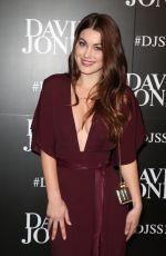 CHARLOTTE BEST at Ddavid Jones Spring/Summer 2015 Fashion Launch in Sydney