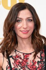 CHELSEA PERETTI at 2015 Emmy Awards in Los Angeles 09/20/2015