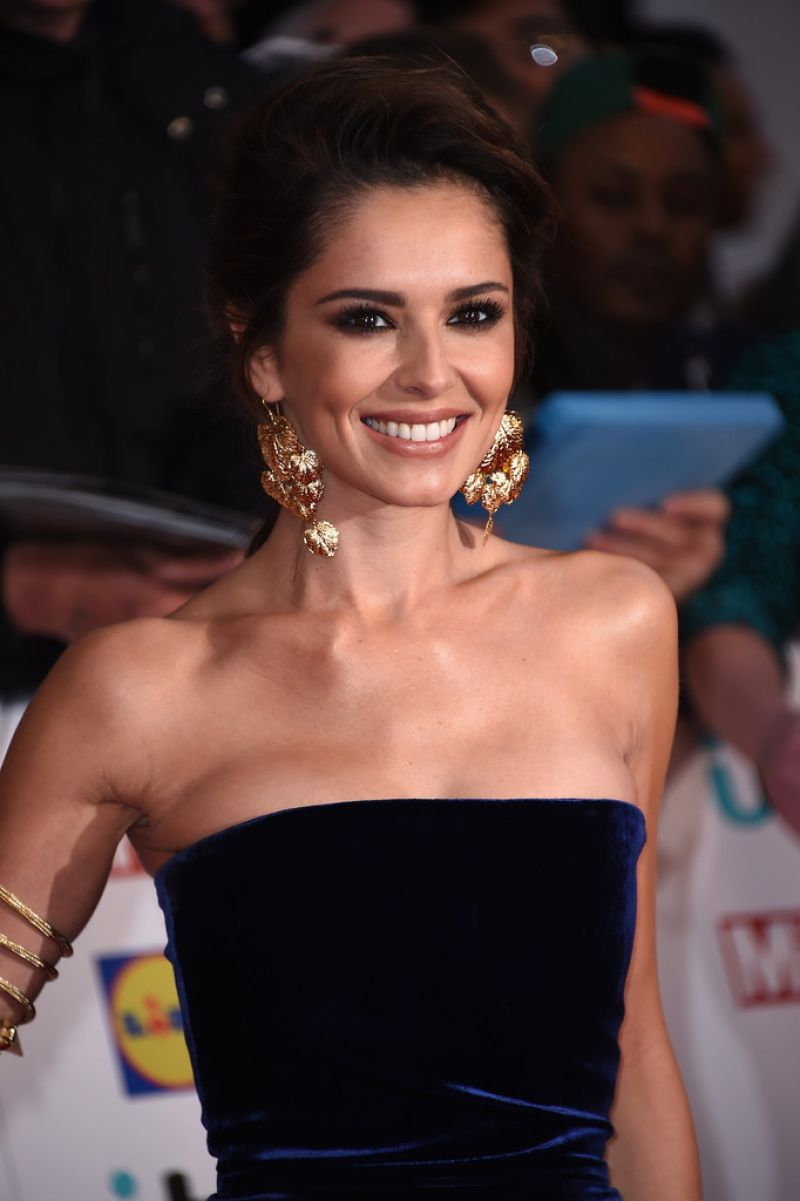 CHERYL COLE at Pride of Britain Awards 2015 in London 09/28/2015 ...