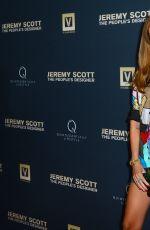 CHIARA FERRAGNI at Jeremy Scott: The People's Designer Premiere in Hollywood
