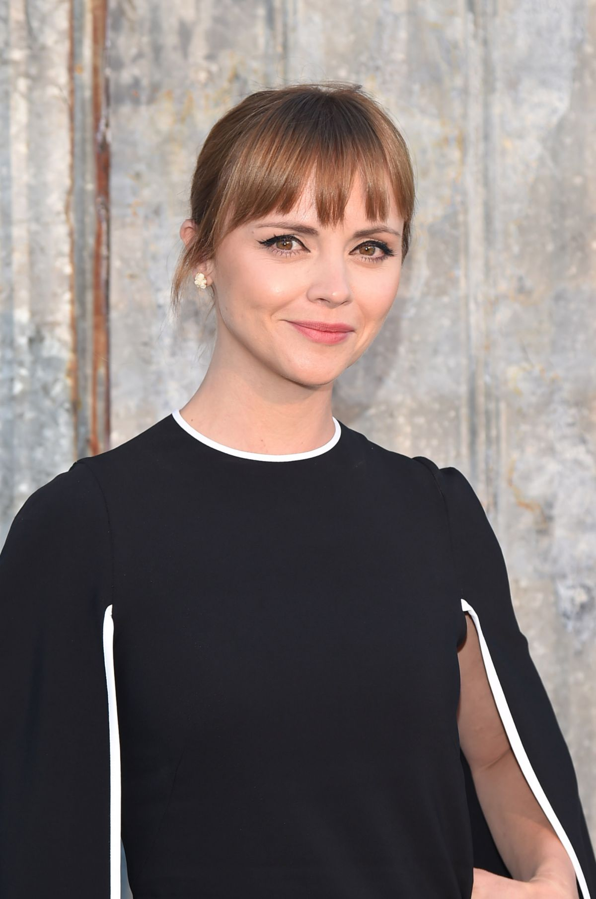 CHRISTINA RICCI at Givenchy Fashion Show in New York 09/11/2015 ...