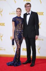 CHRISTINE MARZANO at 2015 Emmy Awards in Los Angeles 09/20/2015