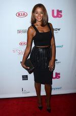 CLAUDIA JORDAN at US Weekly Celebrates New York Fashion Week 09/14/2015