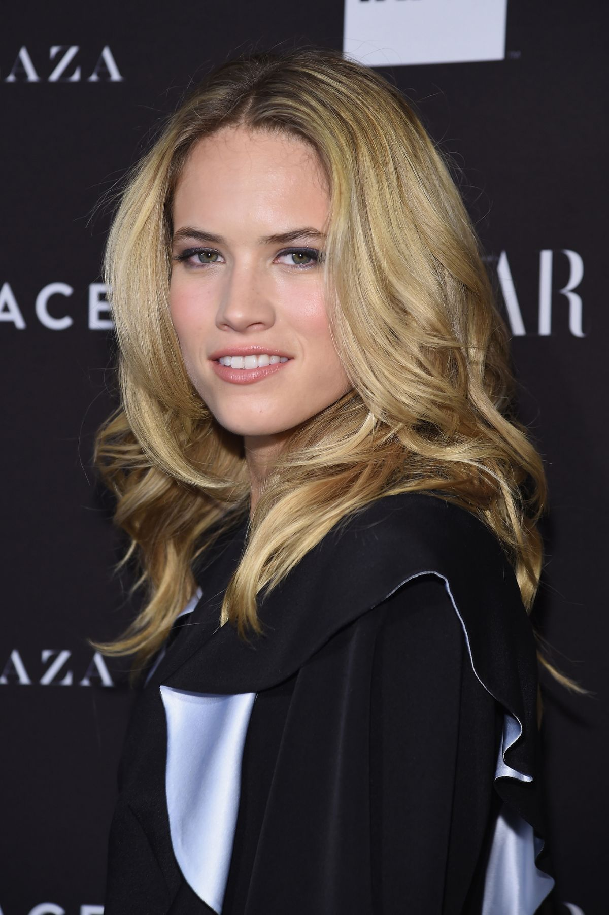 CODY HORN at 2015 Harper's Bazaar Icons Event in New York 09/16/2015