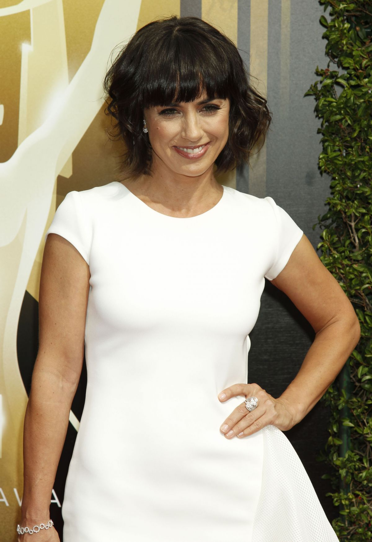 CONSTANCE ZIMMER at 2015 Creative Arts Emmy Awards in Los Angeles 09/12/2015