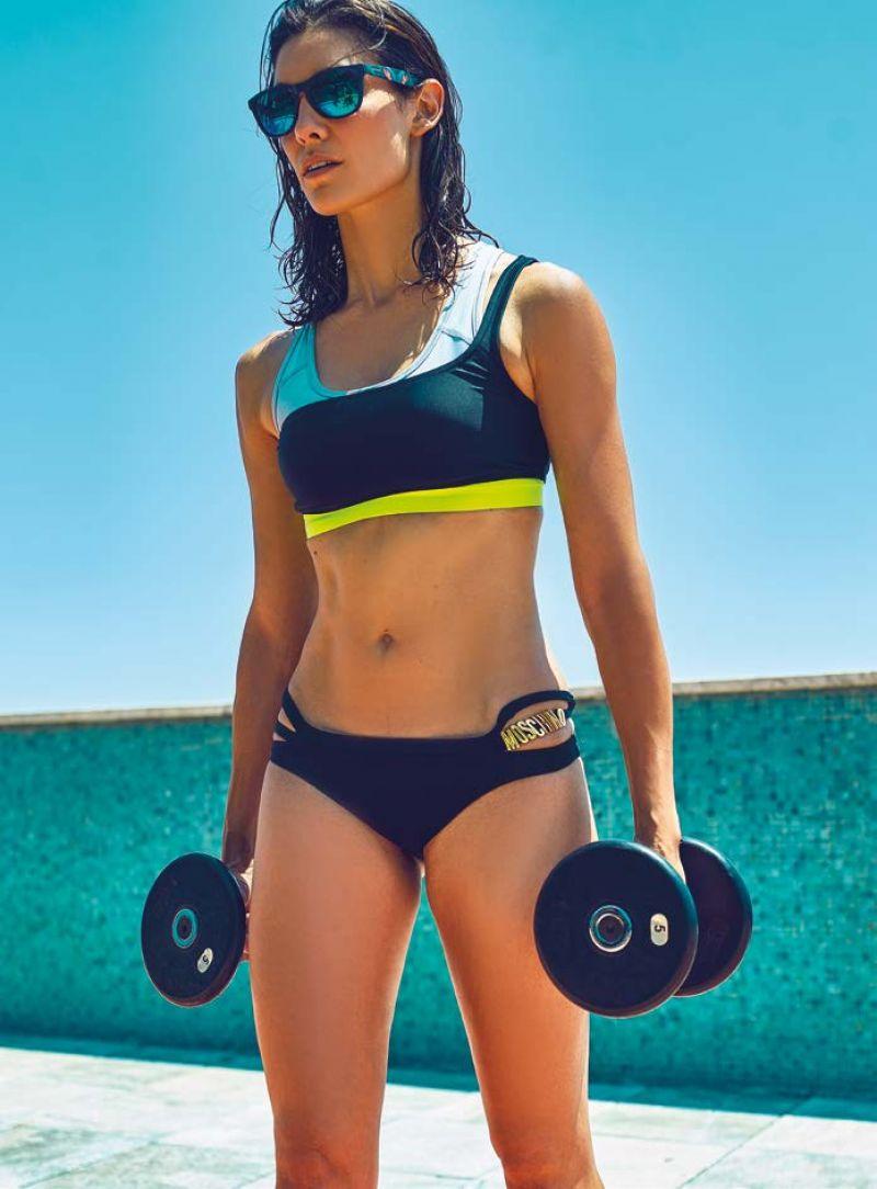 Daniela Ruah Women Health Magazine Portugal September October Issue Demi Lovato Exercise