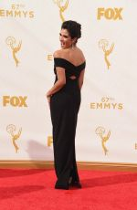 DIANE GUERRERO at 2015 Emmy Awards in Los Angeles 09/20/2015