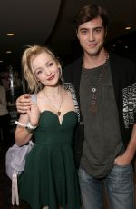 DOVE CAMERON at Summer Forever Premiere in Los Angeles