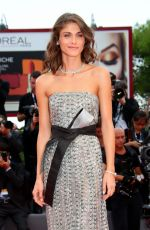 ELISA SEDNAOUI at Everest Premiere and 72nd Venice Film Festival Opening Ceremony