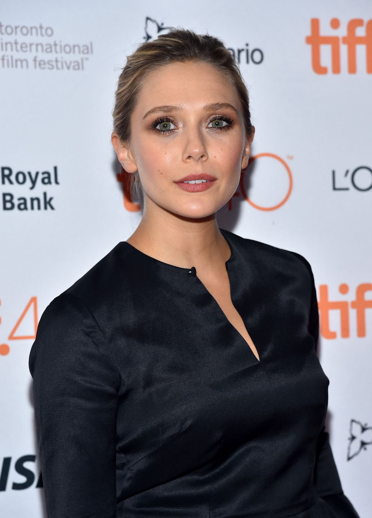 ELIZABETH OLSE at I Saw the Light Premiere at 2015 Toronto International Film Festival 09/11/2015