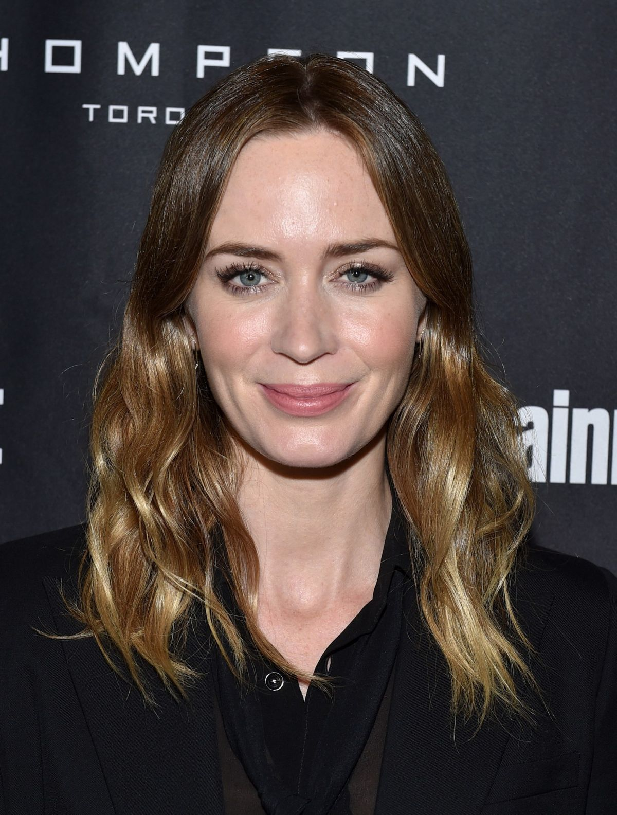 EMILY BLUNT at EW's Party at 2015 TIFF in Toronto 09/12/2015 ... Emily Blunt