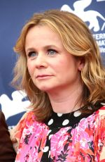 EMILY WATSON at Eberest Photocall at 2015 Venice Film Festival