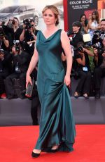EMILY WATSON at Everest Premiere and 72nd Venice Film Festival Opening Ceremony
