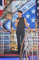 EMMA WILLIS at UK Celebrity Big Brother 2015 in Borehamwood