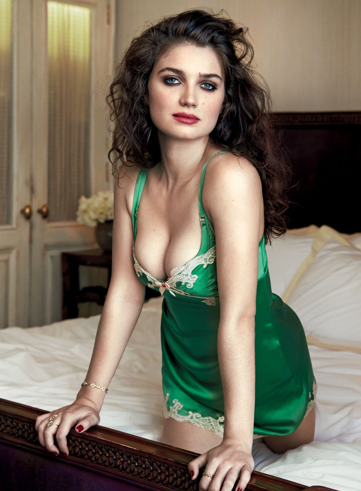 EVE HEWSON in GQ Magazine
