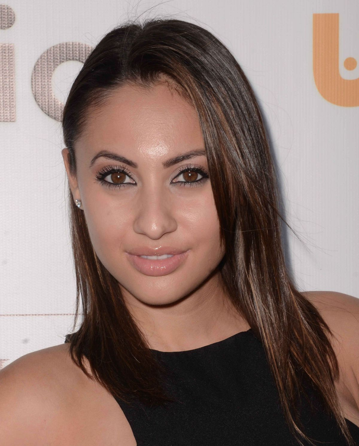 FRANCIA RAISA at World's Largest Pizza Festival in Beverly ...