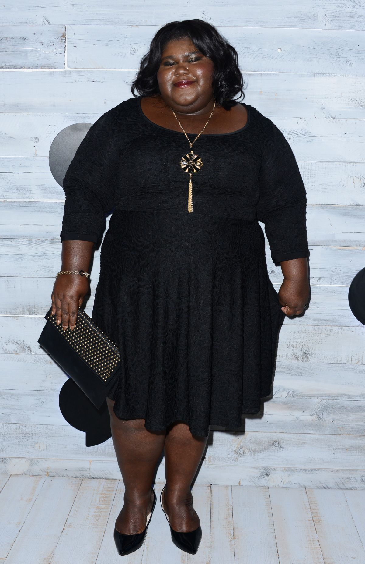 GABOUREY SIDIBE at go90 Social Entertainment Platform VIP Sneak Peak in Los Angeles 09/24/2015
