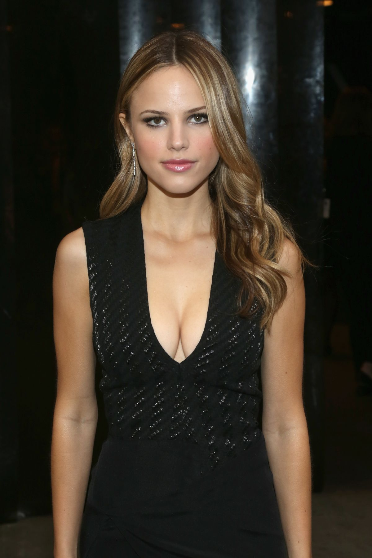 HALSTON SAGE Out and About at Fashion Week in New York 09/13/2015