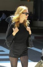 HEATHER GRAHAM at Los Angeles International Airport 09/06/2015