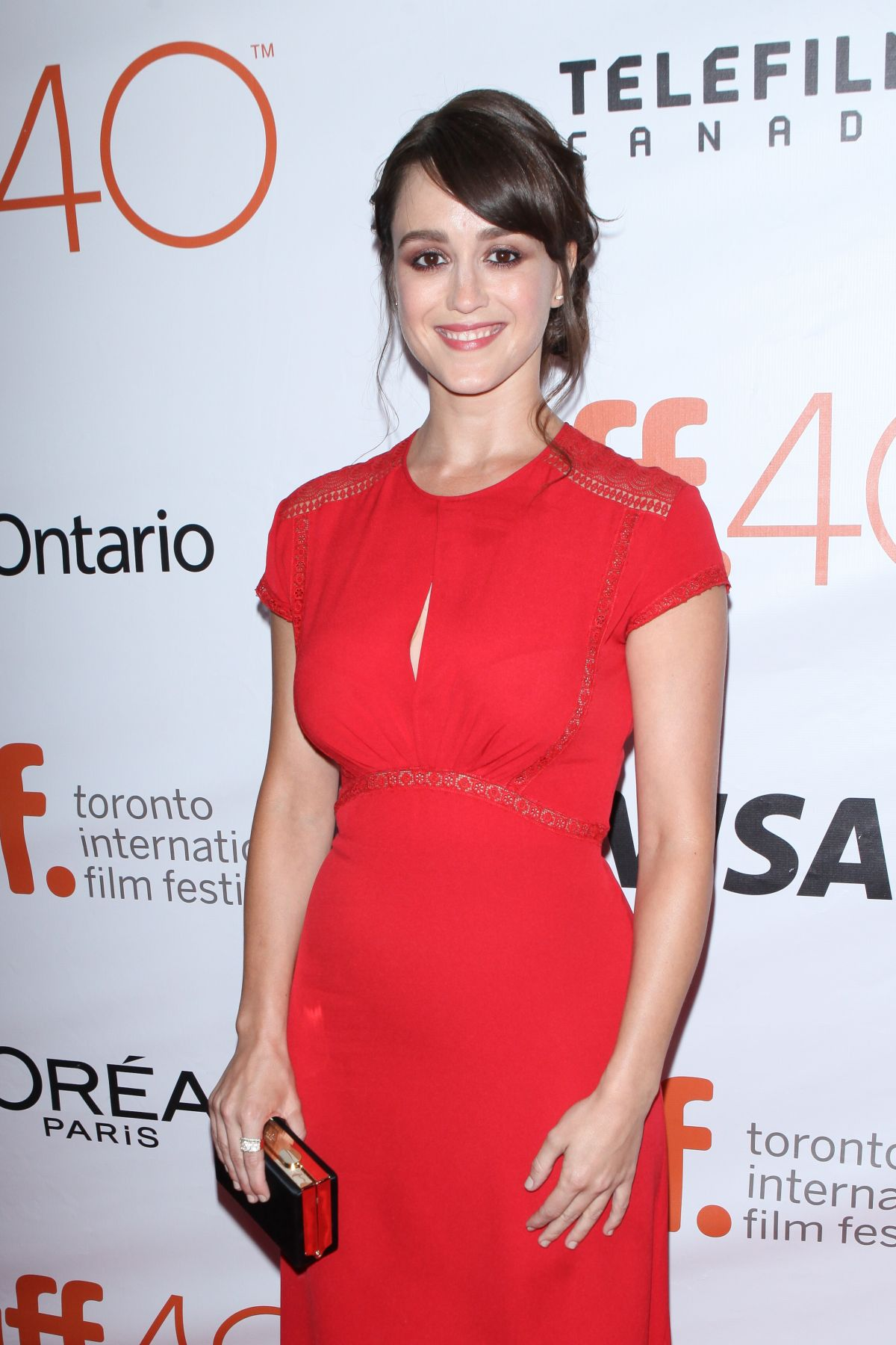 HEATHER LIND at Demolition Premiere at 2015 Toronto International Film festival 09/10/2015