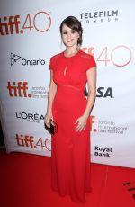 HEATHER LIND at Demolition Premiere at 2015 Toronto International Film festival 09/10/2015