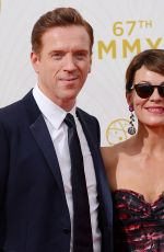 HELEN MCCRORY at 2015 Emmy Awards in Los Angeles 09/20/2015