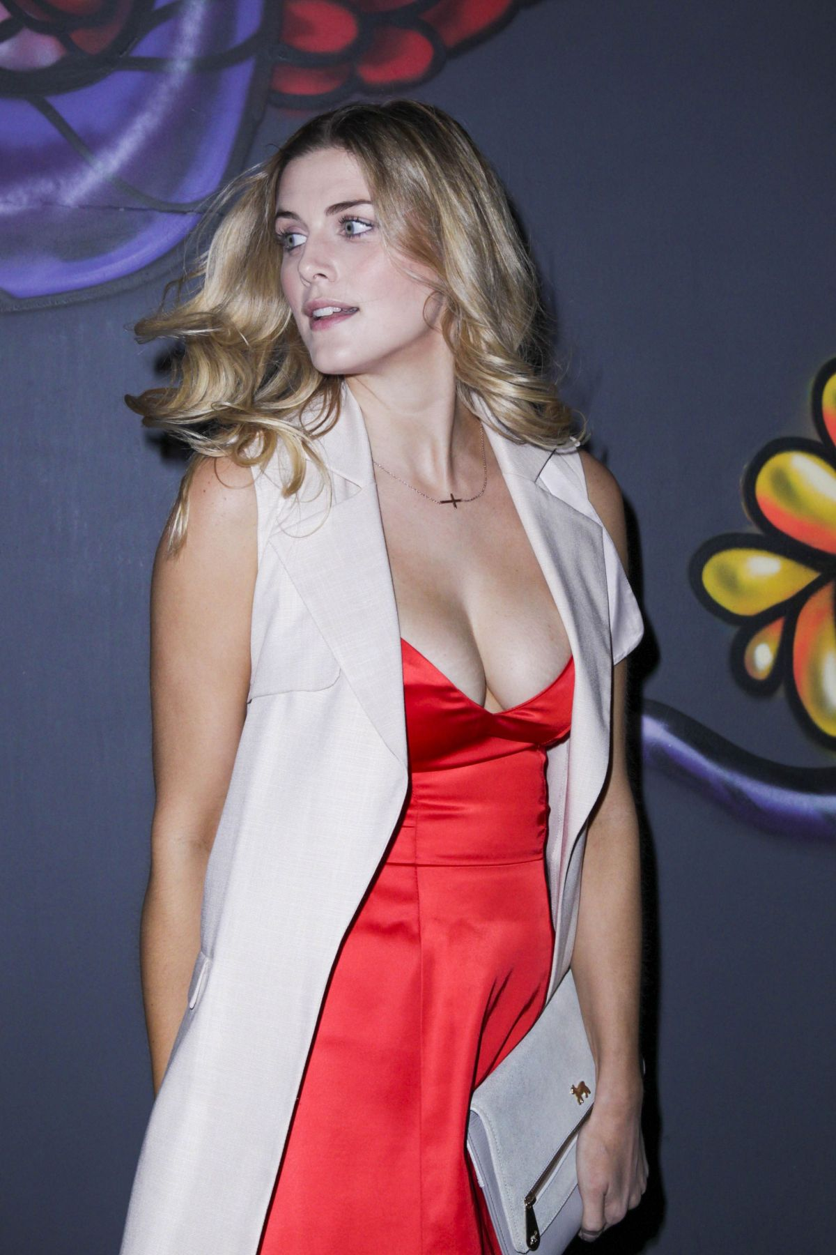 ASHLEY JAMES at Notion Magazine x Swatch Issue 70 Launch Party in London 09/09