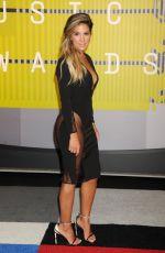 LIZ HERNANDEZ at MTV Video Music Awards 2015 in Los Angeles