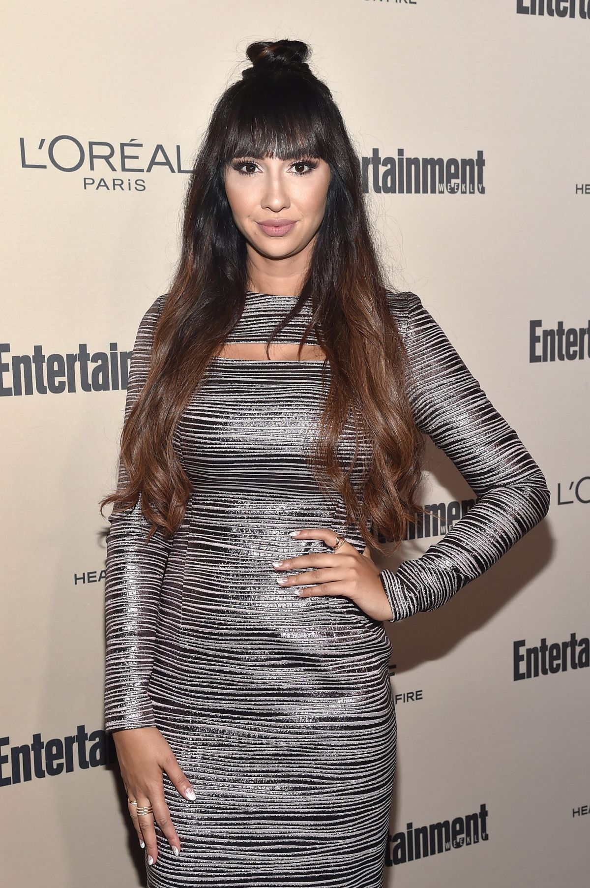 JACKIE CRUZ at 2015 Entertainment Weekly Pre-emmy Party in West Hollywood 09/18/2015 - HawtCelebs