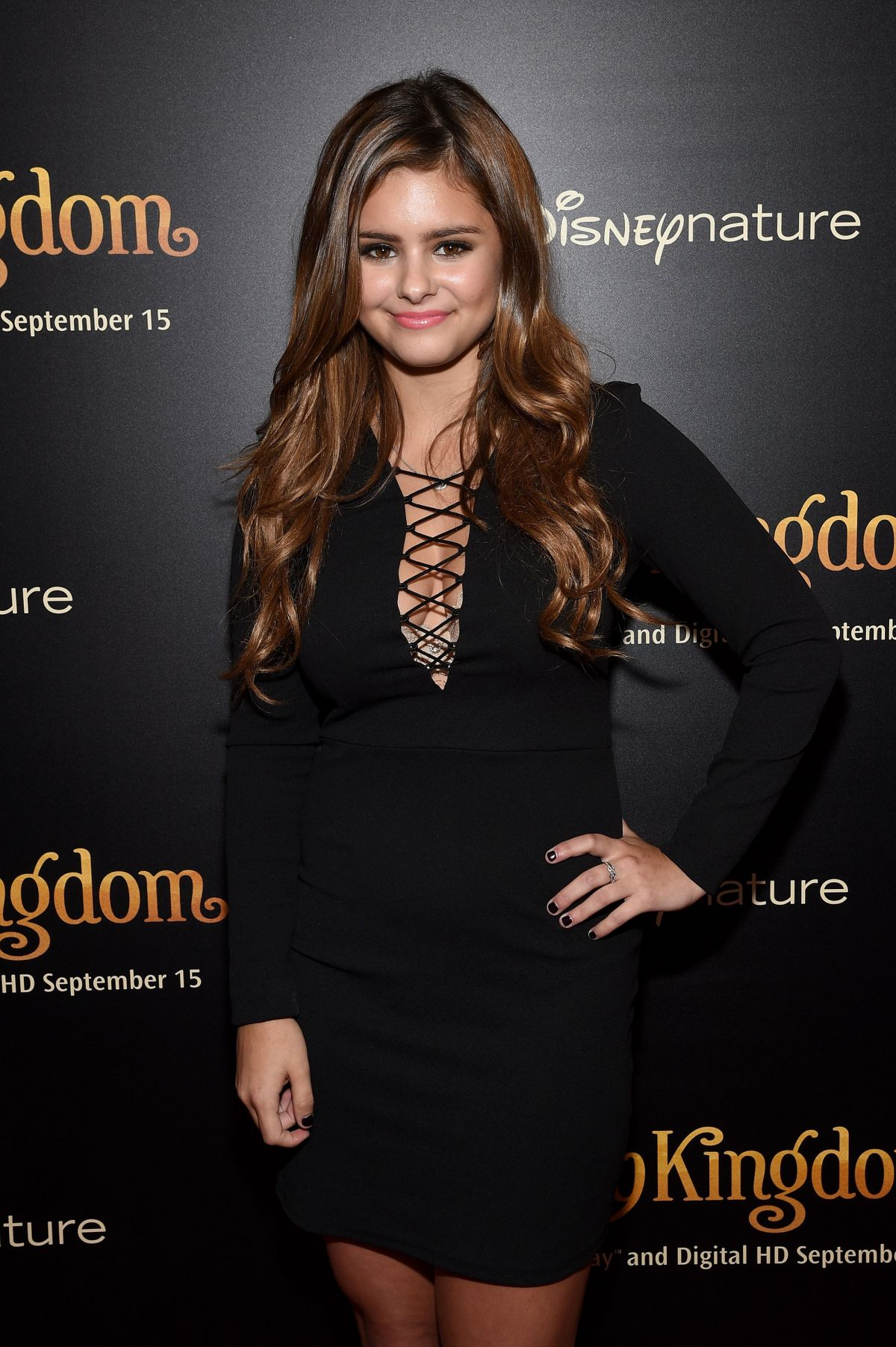 JACQUIE LEE at Monkey Kingdom Special Screening in New York 09/02/2015