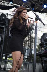 JACQUIE LEE Performs at White River State Park in Indianapolis 07/22/2015