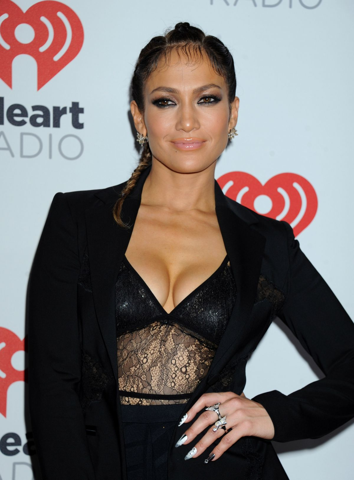 JENNIFER LOPEZ at 2015 iHeartradio Music Festival in Las Vegas 09/19 ...