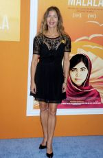 JILL HENNESSY at He Named Me Malala Premiere in New York 09/24/2015