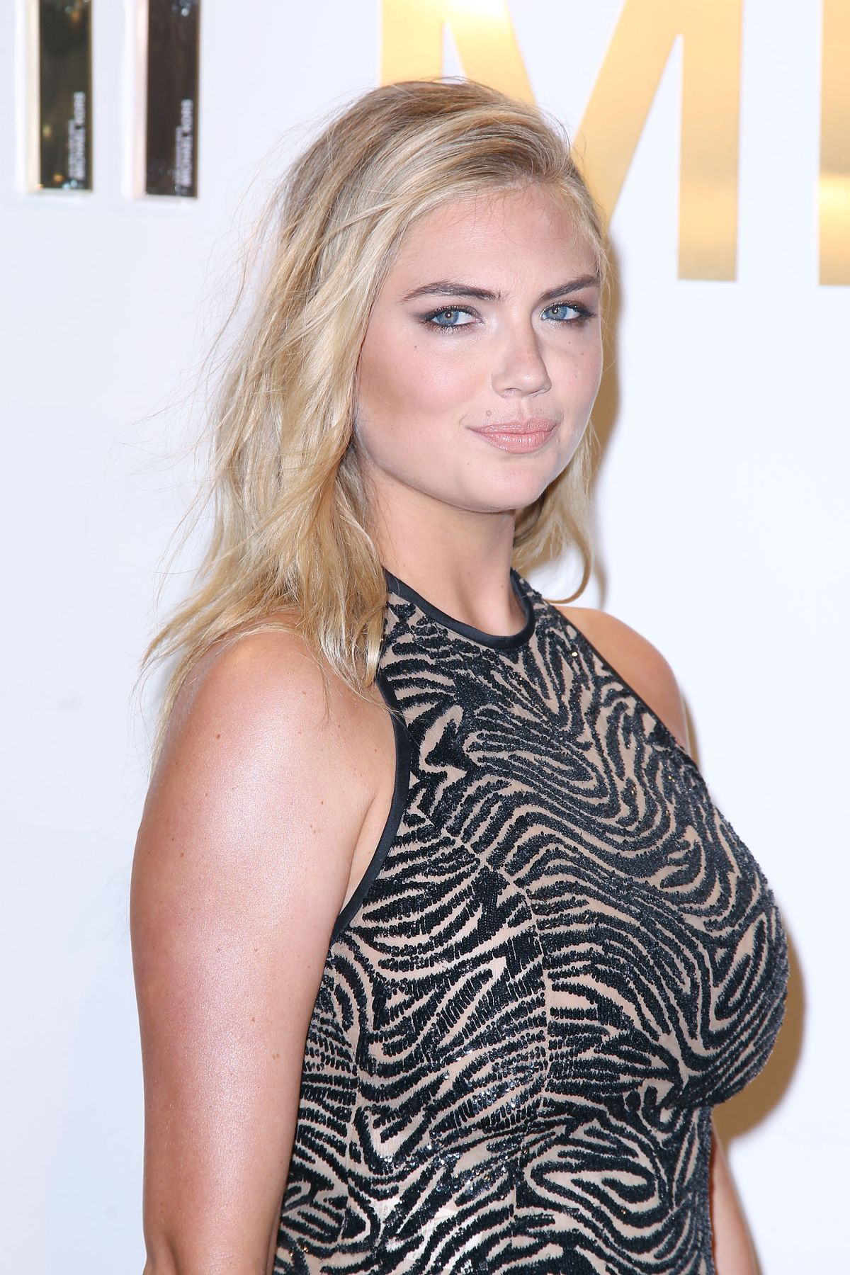 KATE UPTON at Gold Collection Fragrance Launch by Michael Kors in New ...
