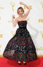 KELTIE KNIGHT at 2015 Emmy Awards in Los Angeles 09/20/2015