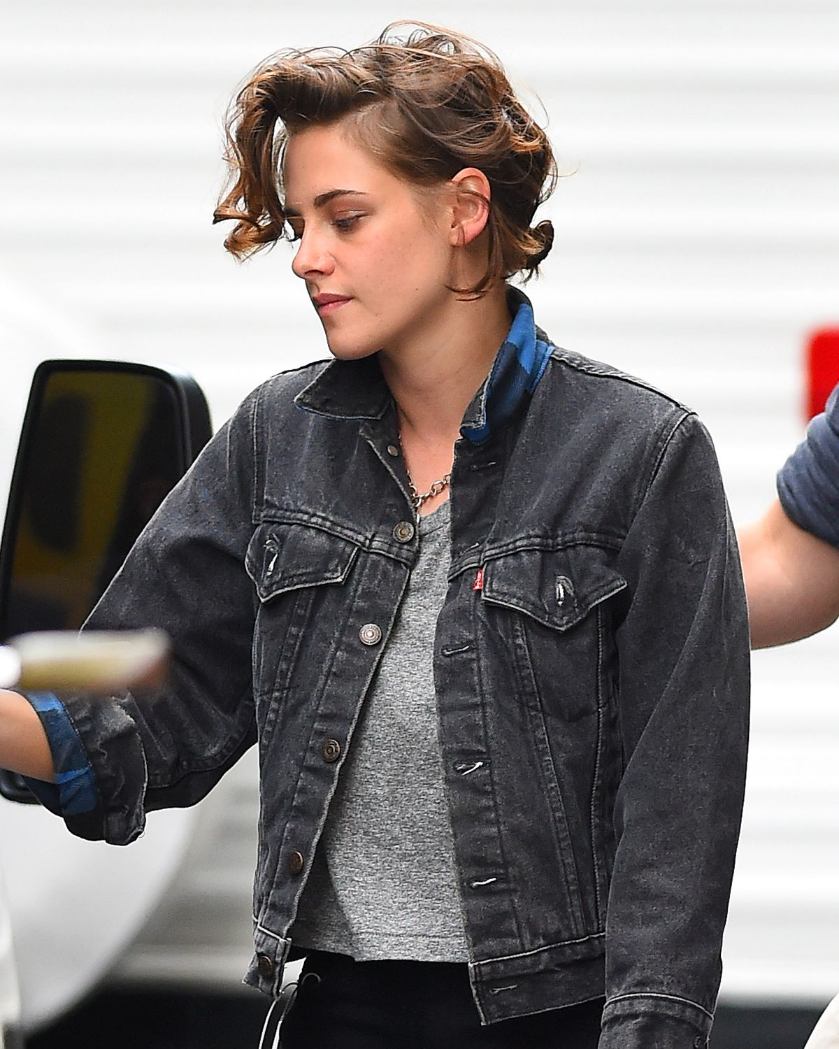 image Kristen stewart on the road