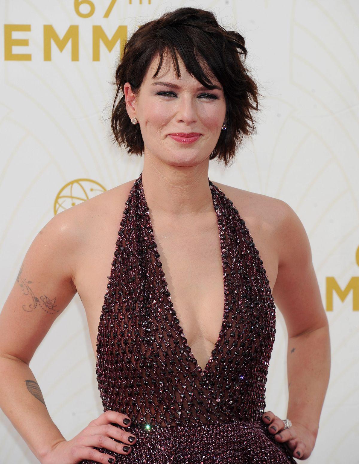 Lena Headey At 2015 Emmy Awards In Los Angeles 09 20 2015 Hawtcelebs Hawtcelebs