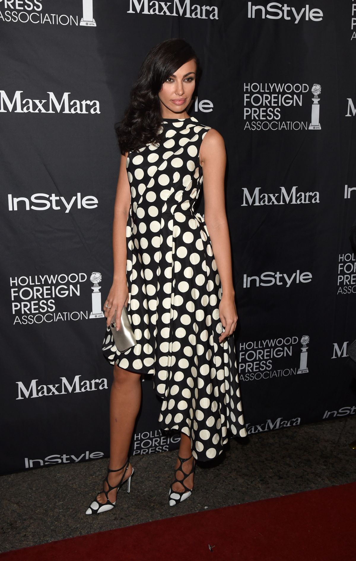 MADALINA GHENEA at Instyle & hfpa Party at 2015 TIFF 09/12/2015
