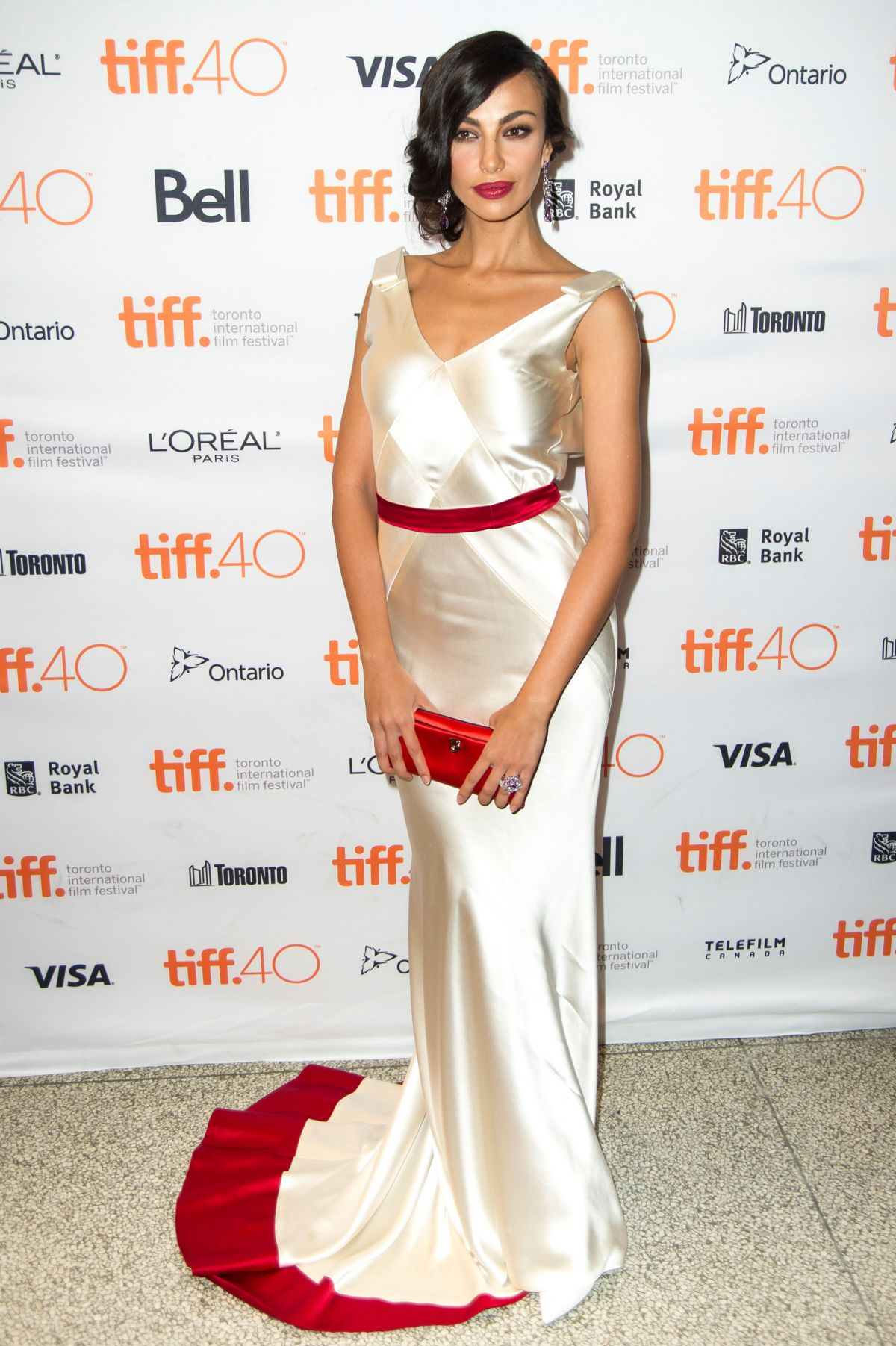 MADALINA GHENEA at Youth Premiere at 2015 Toronto International Film Festival 09/12/2015