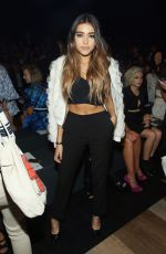 MADISON BEER at bcbgmaxazria Fashion Show at Spring 2016 New York Fashion Week 09/10/2015