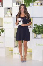 MALENA COSTA Promotes Inneov Beauty Line in Madrid 09/23/2015