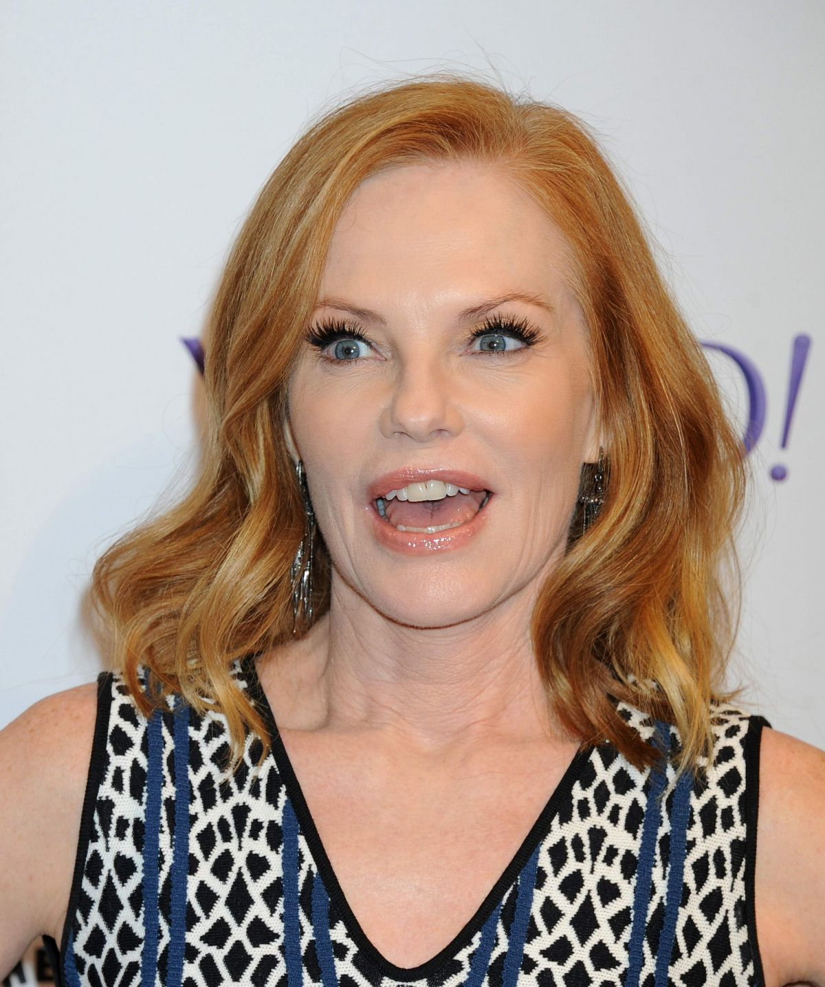 MARG HELGENBERGER at Paleyfest 2015 Fall Tc Previes CSI ...